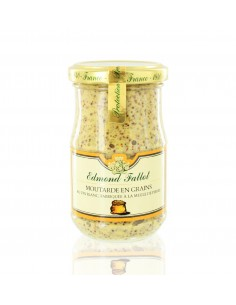 Moutarde en grains 205g - Edmond Fallot