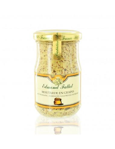 Moutarde en grains 205g - Edmond Fallot