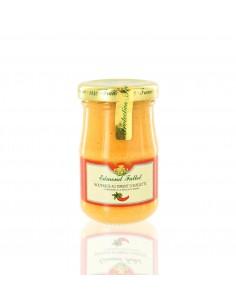 Moutarde au piment d'Espelette 105g - Edmond Fallot