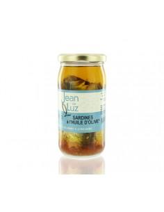 Sardines huile d'olive 320g - Jean de Luz