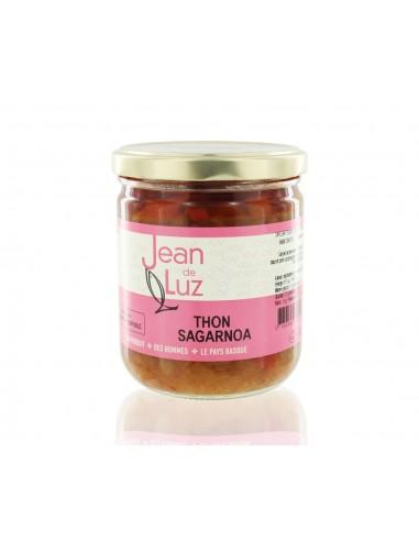 Thon sagarnoa 380g - Jean de Luz