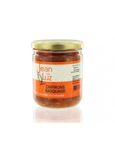 Chipirons Basquaise 380g - Jean de Luz