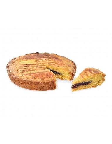 Gâteau breton pur beurre fourré framboise 350g