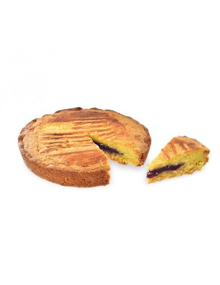 Gâteau breton pur beurre fourré pruneaux 350g