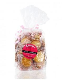 Galettes bretonnes pur beurre portions de 2 sachet 500g