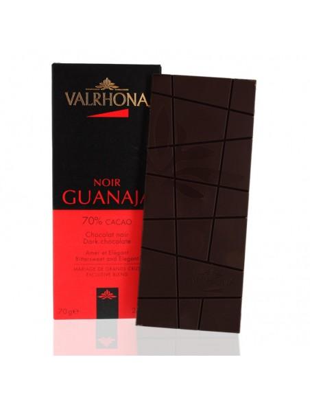 Chocolat Noir Guanaja 70% cacao