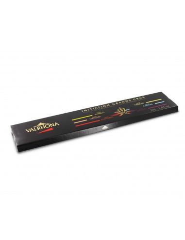 Chocolat 6 carrés Grands crus 30g - Valrhona