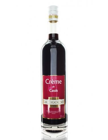 Crème de Cassis 50cl - Grandes Distilleries Peureux