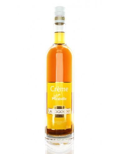 Crème de Mirabelle 50cl - Grandes Distilleries Peureux