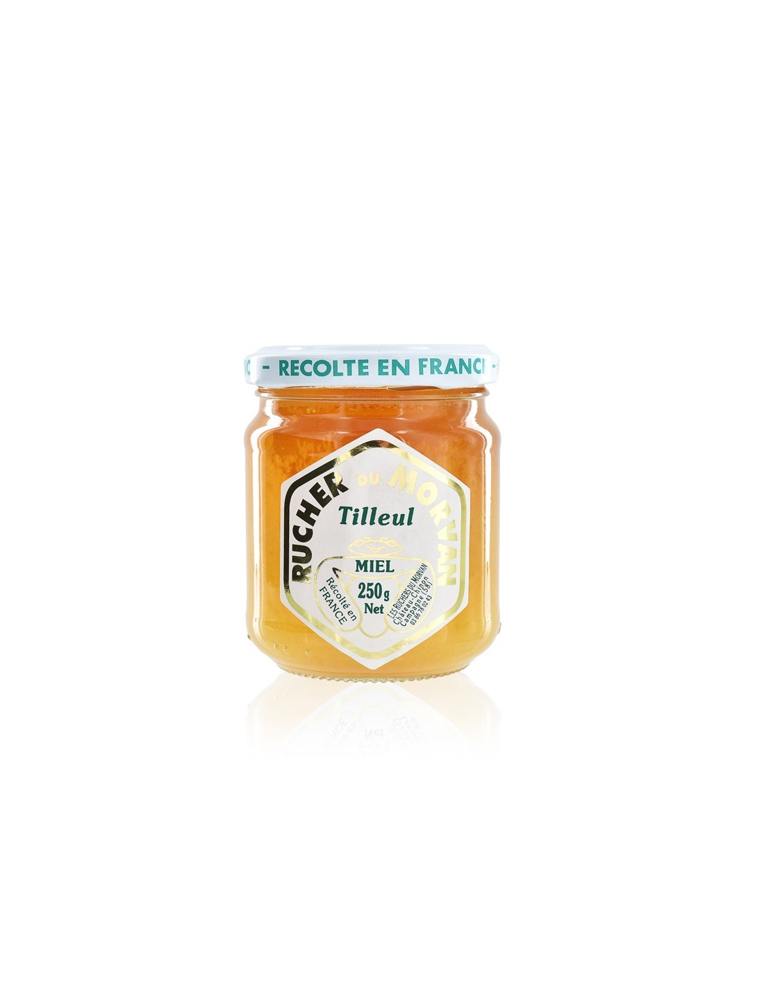 miel de tilleul pot 250g fabrication artisanale produit du terroir. Black Bedroom Furniture Sets. Home Design Ideas
