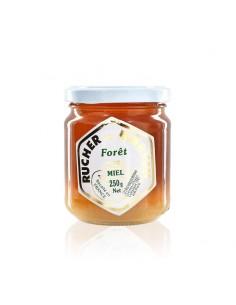 Miel de forêt 250g - Ruchers du Morvan