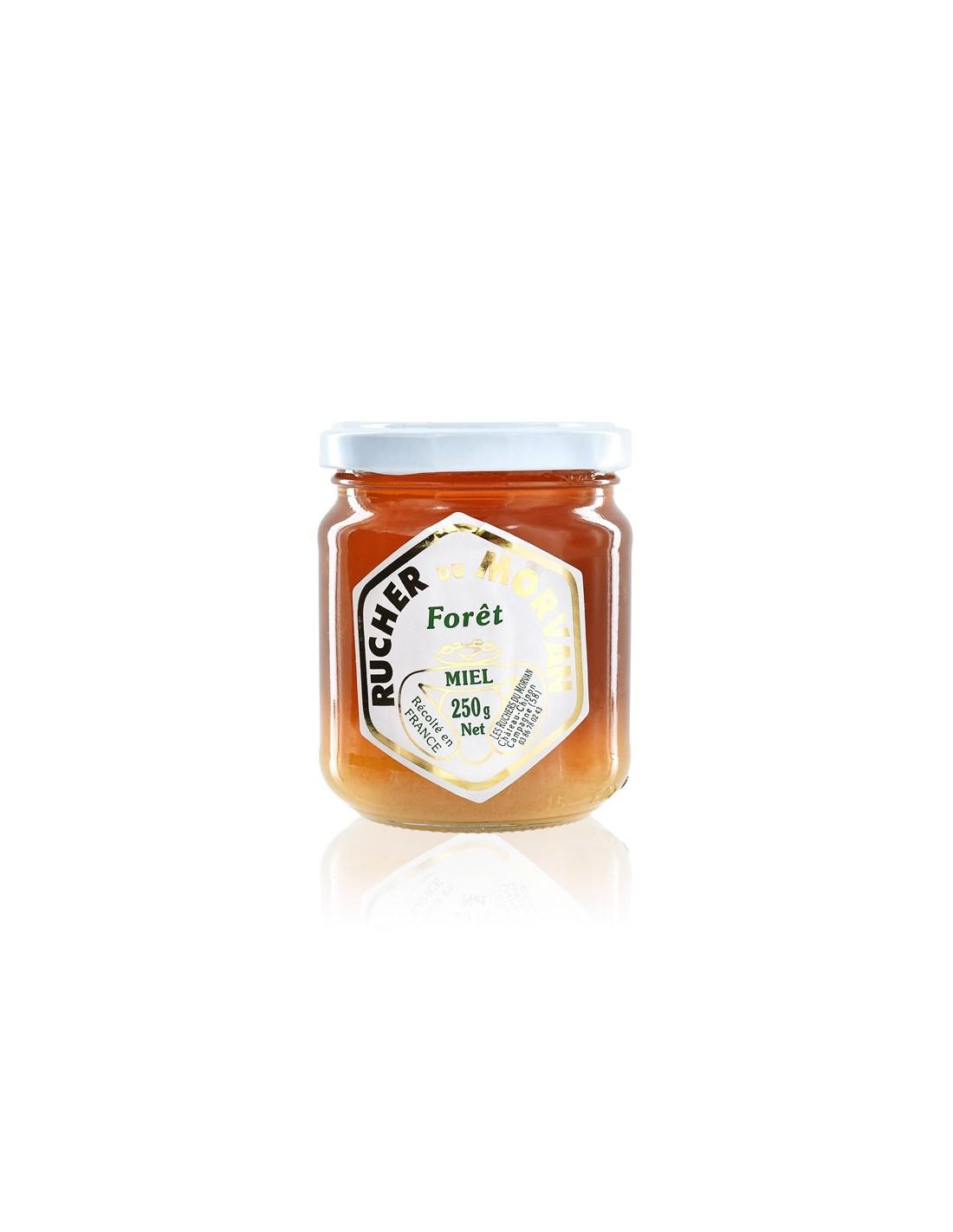 miel de foret pot 250g fabrication artisanale produit du terroir. Black Bedroom Furniture Sets. Home Design Ideas