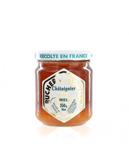 Miel de châtaignier 250g - Ruchers du morvan