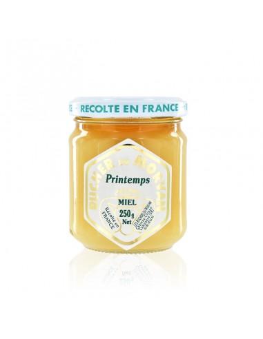 Miel de printemps pot 250g