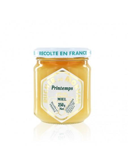 Miel de printemps 250g - Ruchers du Morvan