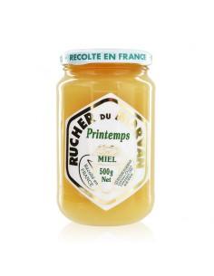 Miel de printemps 500g - Ruchers du Morvan