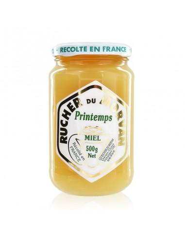 Miel de printemps pot 500g
