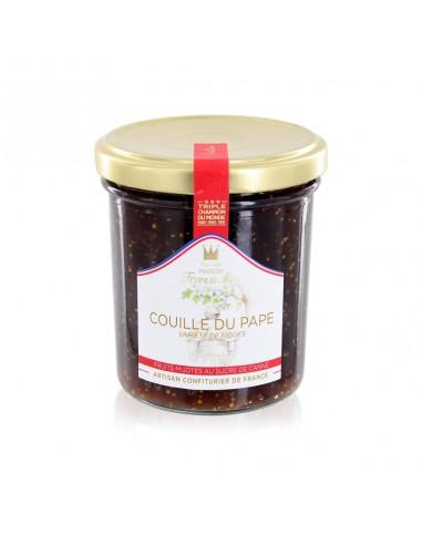 Confiture Couille du Pape 220g - Francis Miot