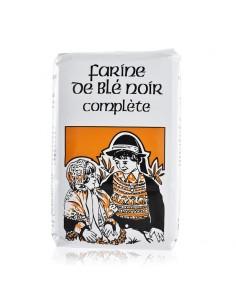Farine de Blé Noir complète 1kg - Moulin de l'Ecluse