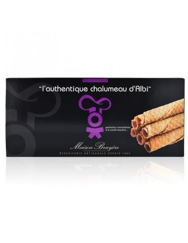 Chalumeaux d'Albi 170g - Biscuiterie Bruyère