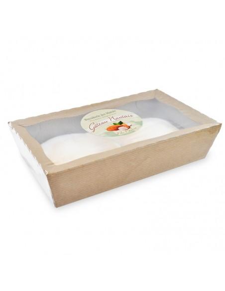 Gâteau nantais individuel (X 2) 150g - Pat'Fondines