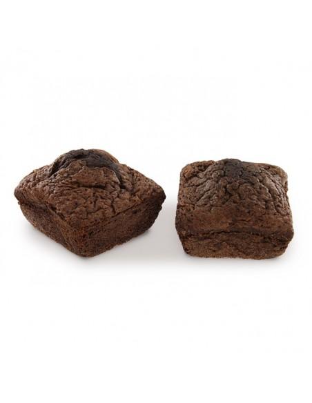 Carrés au chocolat portions individuelles 400g