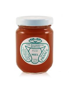 Miel de forêt pot 125g