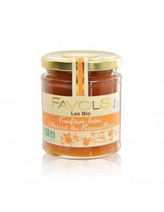 Confiture Abricot du Roussillon - Bio Favols