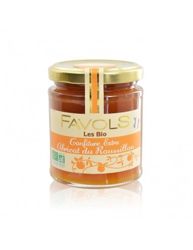 Confiture Abricot Roussillon - Bio Favols