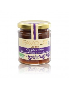 Confiture Prune d'Ente Lot et Garonne - Bio Favols
