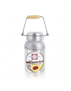 Pot à lait garni de Caramels au beurre frais Savoie 150g