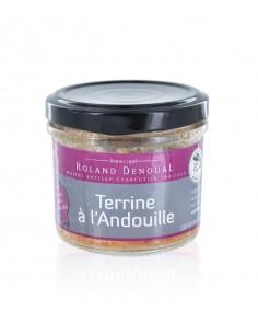 Terrine à l'Andouille 100g – Roland Denoual