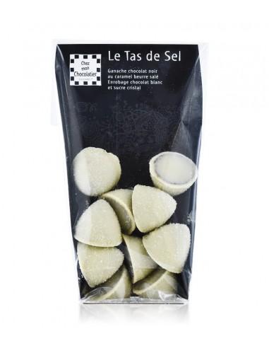 Le Tas de sel - Chocolat original sachet 100g