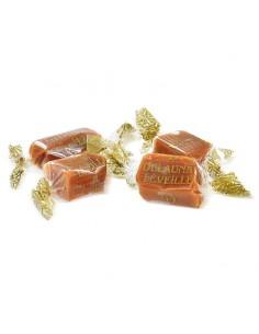 Caramels au beurre salé en vrac carton 5 kg