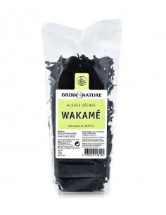 Wakame - Algues sèches comestibles 50g
