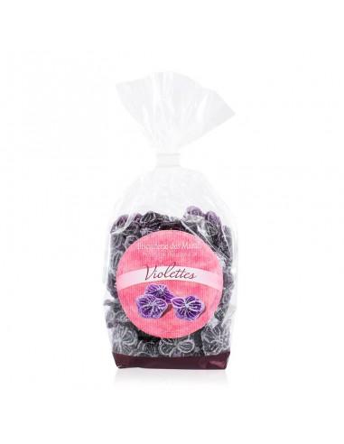 Bonbons violettes sachet 200g