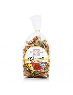 Caramels au beurre salé sachet 500g