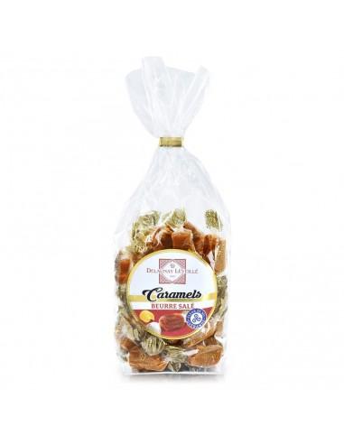Caramels au beurre salé sachet 250g