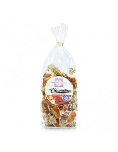 Caramels au beurre salé sachet 200g