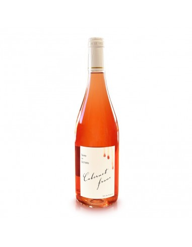 Gamay vin Rose bouteille 75cl