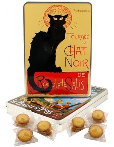 Boîte A4 Tournée du Chat Noir garnie