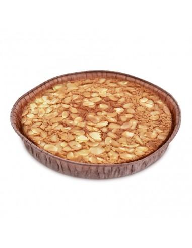 gâteau artisanal aux amandes