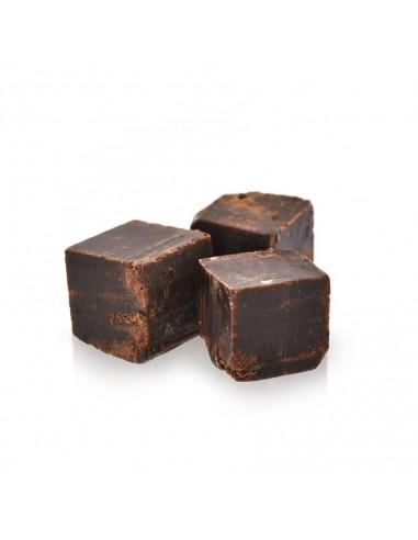 Caramel fondant beurre salé au cacao