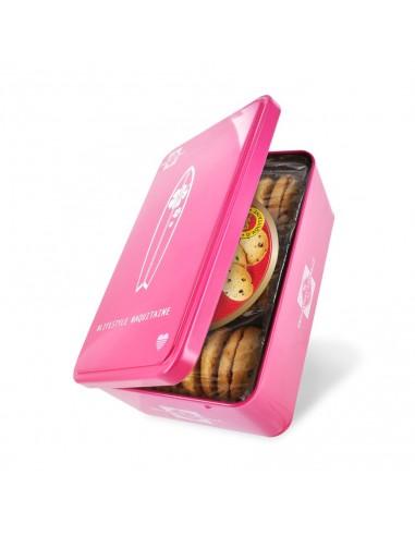 Boîte Lifestyle garnie de Biscuits pépites d'Aquitaine