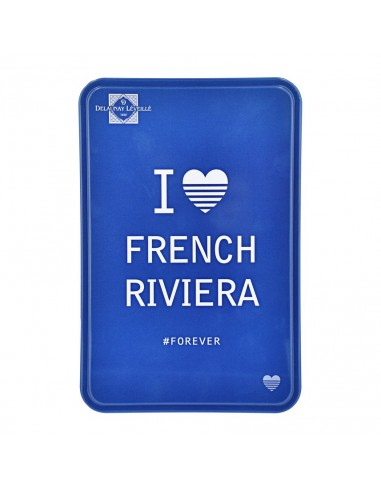 Boîte I love French Riviera Provence garnie de Navettes