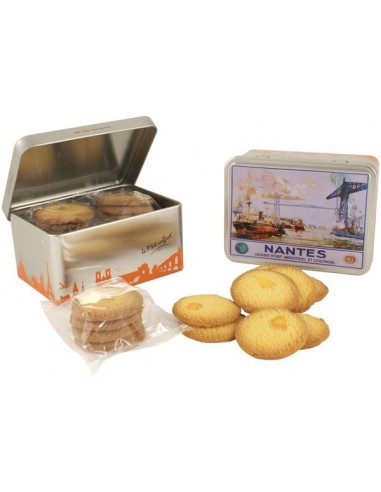 Le p'tit coffret Nantes - Grand Port industriel garni