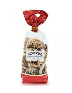 Croq'soleil biscuits fruits secs et caramel 200g