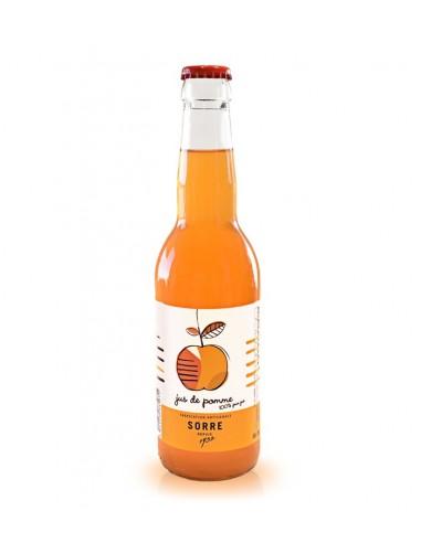 Jus de Pomme 33cl - Cidre Sorre