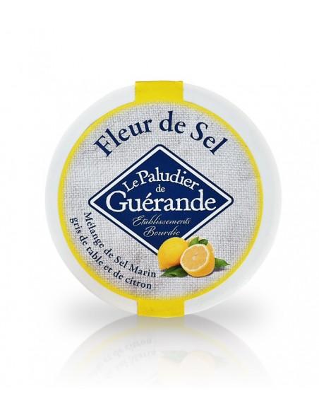 Fleur de Sel au Citron | Pot 125g