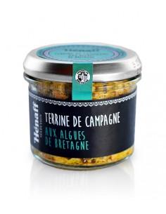 Terrine Henaff aux Algues de Bretagne 90g